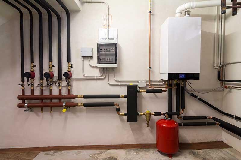 Nieuwe ketel en verwarming installeren